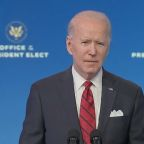 Biden slams Republicans who refused to wear masks during Capitol siege: 'What the hell is the matter with them?'