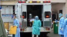 Más de 550.000 muertos por coronavirus, balance de la AFP a las 19H00 GMT