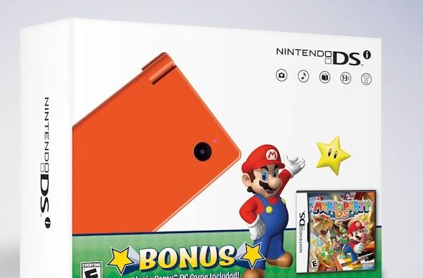 Nintendo rolls out orange and green DSi bundles especially for Black Friday stampedes