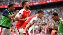 Aaron Ramsey blasts Arsenal to FA Cup glory against 10-man Chelsea
