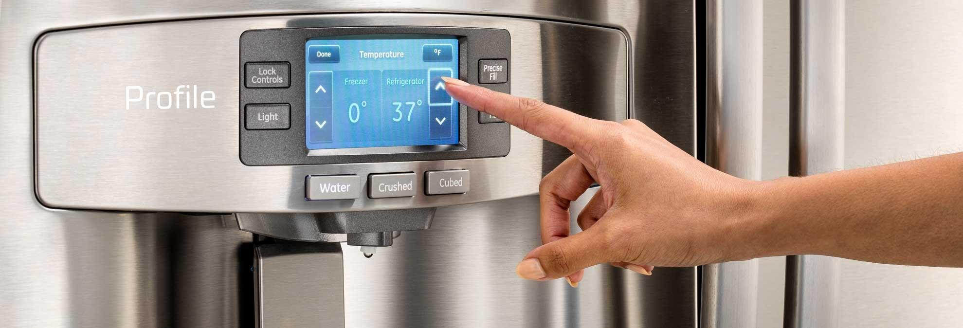 Best refrigerator temperature to keep food fresh - Choosing right freezer ...
