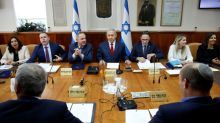Israel's Netanyahu in crucial talks to save coalition government