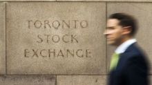TSX gains on boost from financials, energy stocks
