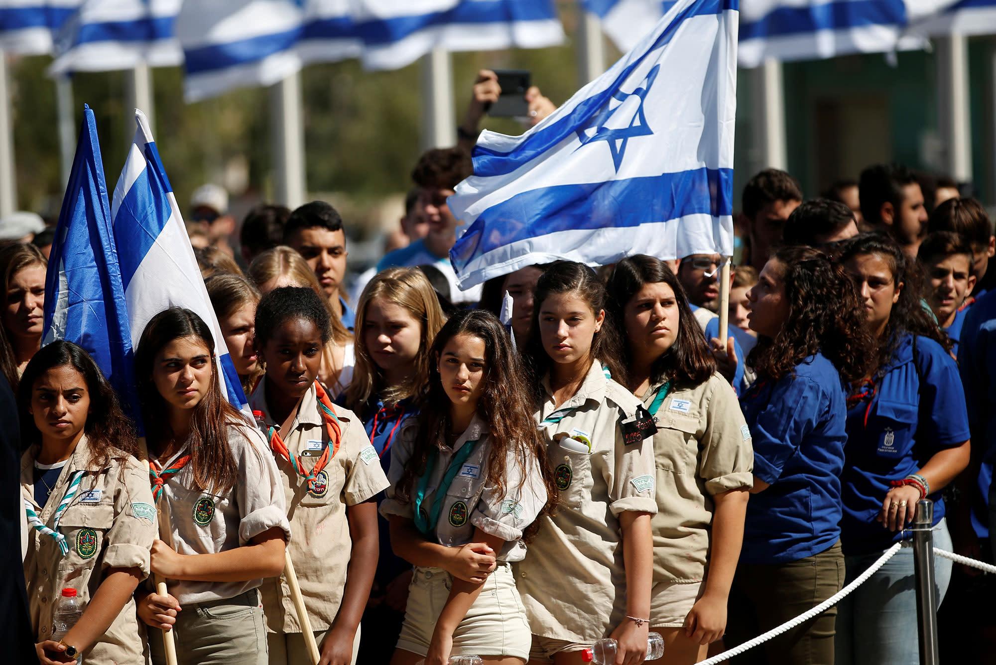 Национальности израиля фото