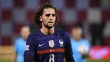 Foot - Bleus - Adrien Rabiot (équipe de France): «Être dans le groupe pour l'Euro»