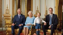 Prince George Poses for the Most Adorable Royal Family Portrait — See the Cute Pic!