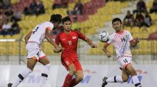PHOTOS: Singapore beat Brunei 1-0 at SEA Games