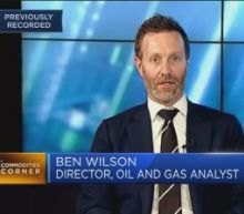 We're in a more balanced position about oil supply, oil analyst says