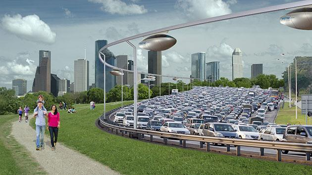 Israel is building a futuristic 'hover-monorail' that could come to the US