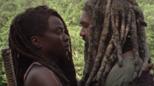 'The Walking Dead's' First Season 10 Trailer Teases Michonne/Ezekiel Romance, the Whisperers War and More