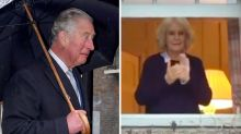 Prince Charles 'out' of coronavirus quarantine as Camilla remains in self-isolation