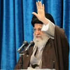 Iran leader's speech fails to quell plane anger