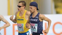 Athlé - 1 500 m : record personnel pour Jimmy Gressier