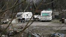 Roma, al via sgombero campo rom al Foro Italico
