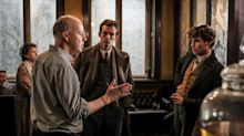 'Fantastic Beasts: The Crimes of Grindelwald': On set of the Wizarding World's most sensual film yet