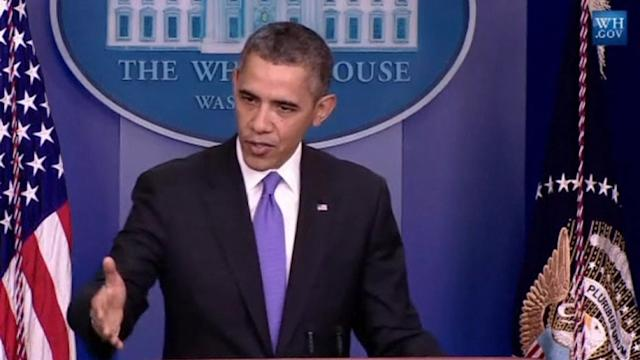 Obama says healthcare rollout was biggest mistake of 2013