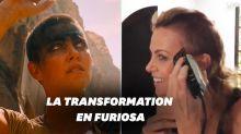 Charlize Theron est devenue Furiosa dans Mad Max ce jour-là
