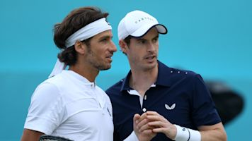 Andy Murray beaten by brother Jamie to signal end of dabble with doubles