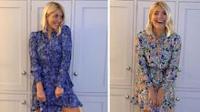 Holly Willoughby's M&S floral dresses are a spring must-have (and they're under £30)