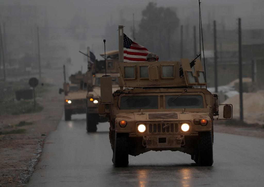 Turkey has welcomed the planned withdrawal of 2,000 US troops from Syria (AFP Photo/Delil SOULEIMAN)