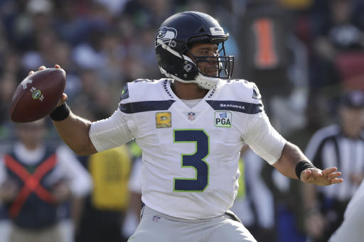 Wilson, Seahawks missing 4th quarter magic this season