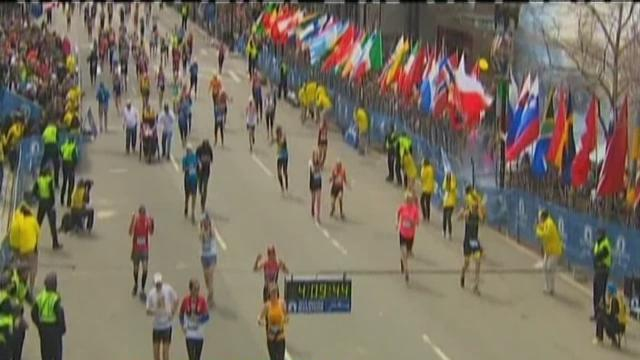 Green Country runners return from Boston