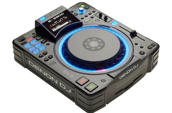 Denon SC2900 DJ Media player gets a euro price and summer launch date