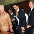 Reports: Mexico oil union leader resigns amid complaints