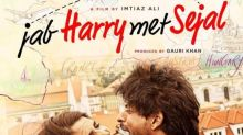 Jab Harry Met Sejal: Shah Rukh Khan and Anushka Sharma are screaming love in the new poster