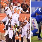 Giants at Browns Game Preview