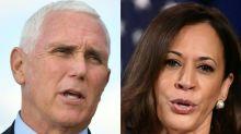 Présidentielle: les lieutenants Kamala Harris et Mike Pence entrent en piste