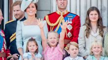 Trooping the Colour fashion, from the Duchess of Cambridge to Princess Diana