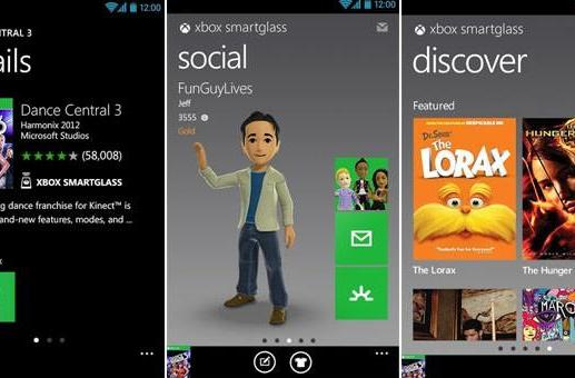 Xbox SmartGlass nabs Android update with support for 7-inch or larger tablets, screen sleep override