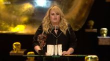 Rebel Wilson Steals The Show At The BAFTAs With Hilarious Idris Elba Joke