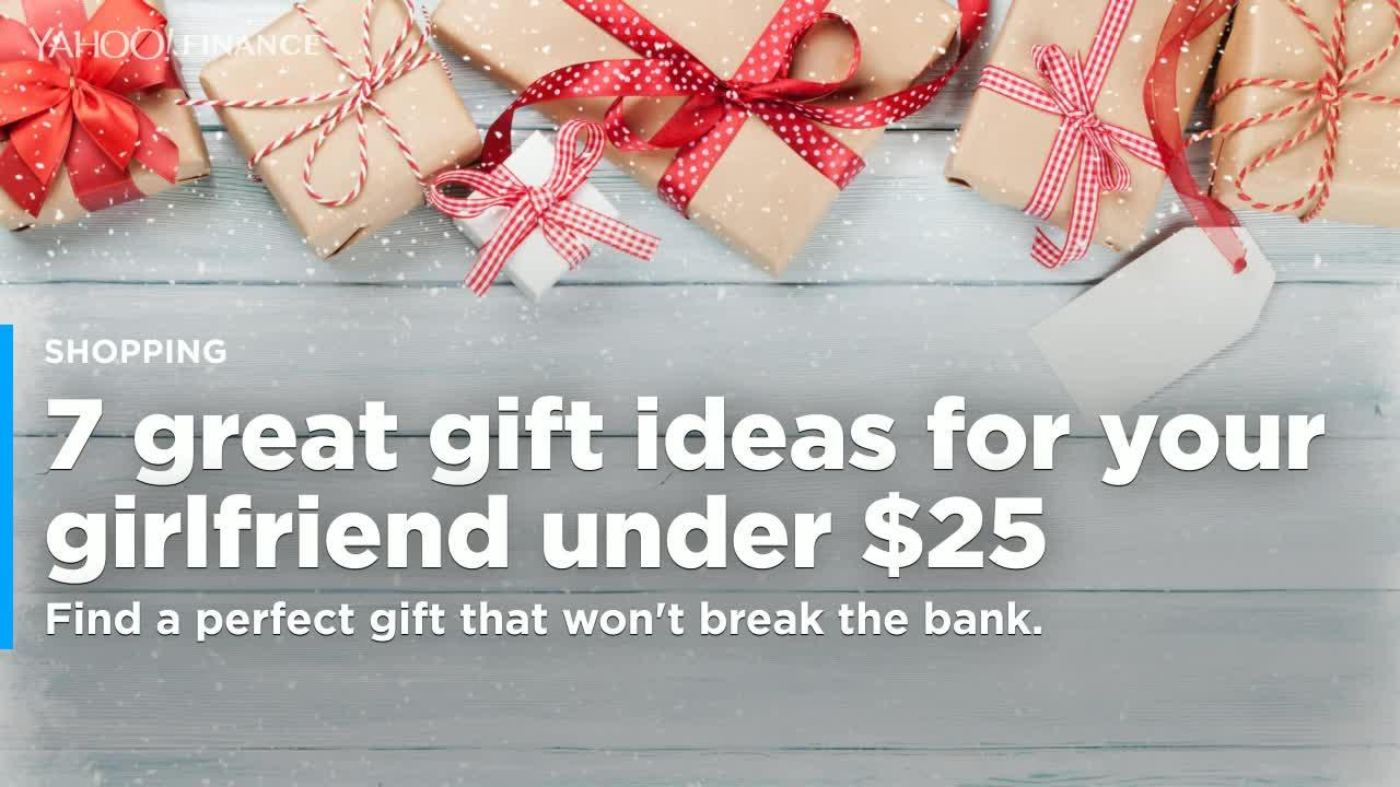 Gifts for your girlfriend that won\'t break the bank [Video]