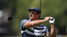 Bulked up Bryson DeChambeau continues post-hiatus hot streak with win at Rocket Mortgage Classic