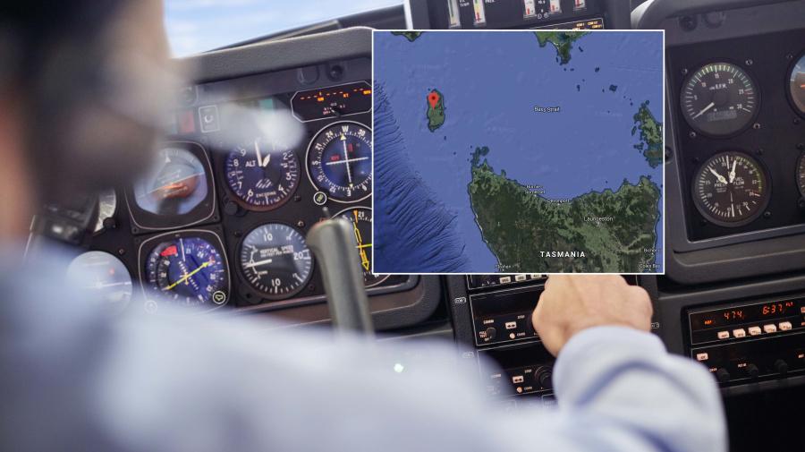Aussie pilot falls asleep, overshoots destination by 78km