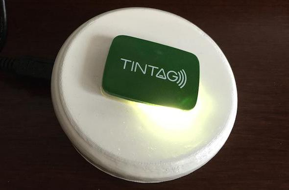 Hands-on with the Tintag rechargeable item tracker
