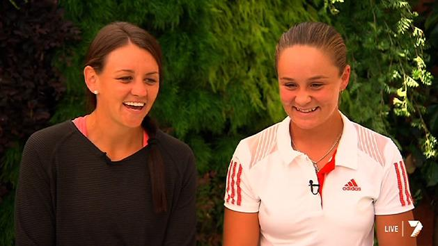Aussie girls confident ahead of final