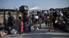 """Incendie à Moria: la Grèce promet qu'un nouveau camp de migrants sera prêt """"dans cinq jours"""" à Lesbos"""