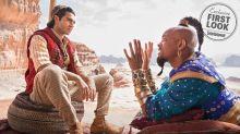 Revelado visual de Will Smith como o Gênio no remake de 'Aladdin'