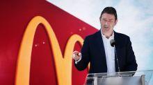 McDonald's demite CEO por relacionamento com funcionária