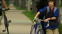 Bike To School Day Encourages Healthy Habits In Metro Schools
