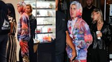 Justin Bieber Deliberately Hides Left Hand Amid Rumors That He and Hailey Baldwin Are Already Married