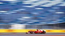 Vettel keeps Ferrari on top in final Russian Grand Prix practise