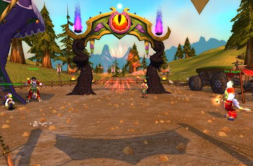 Breakfast Topic: Do you do the Darkmoon Faire?