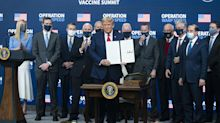 White House vaccine rollout marred by confusion, false claims