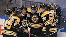 Maybe it's time to stop doubting the Bruins top guys after busting out in Game 1
