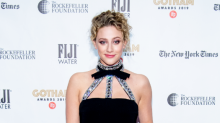 Lili Reinhart admits she feels insecure doing 'bra/underwear scenes' on 'Riverdale'