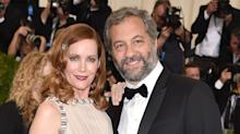 Judd Apatow Calls Wife Leslie Mann 'The Greatest Thing That Has Ever Happened to Me' as They Celebrate 20 Years of Marriage